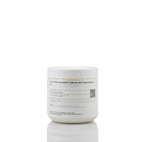 Organic Virgin Coconut Oil 454 g