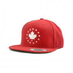 """""""Canada Day"""" Signature Snapback (Limited Edition)"""