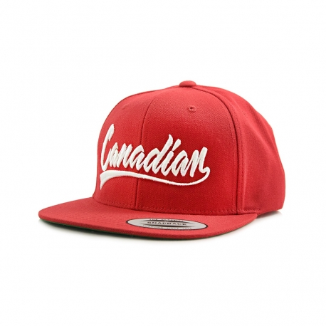 """""""Canada Day"""" Canadian Snapback (Limited Edition)"""
