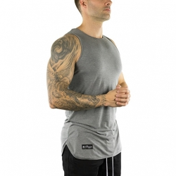 Extended Tank Top (Carbon)