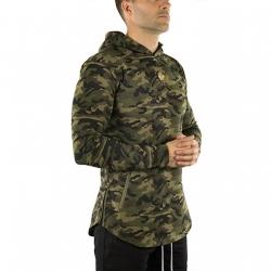 Long Sleeve Tech Hoodie (Camo)