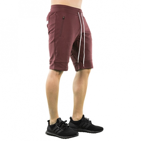 Modish Shorts (Merlot)