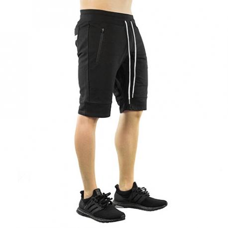 Modish Shorts (Onyx Black)